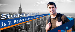 Studying Abroad: Is It Better to Study Abroad For Better Future?