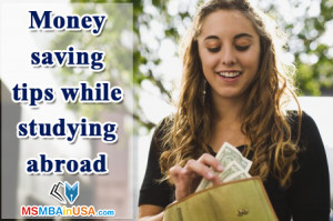 Money saving tips while study in abroad