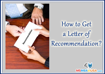 Who should i have write a letter of recommendation