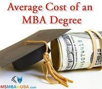 How much does an MBA in the USA cost?