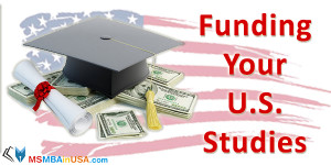 How To Fund Your U.S. Studies