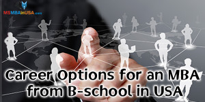 Career Options for an MBA