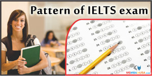 Pattern of IELTS exam
