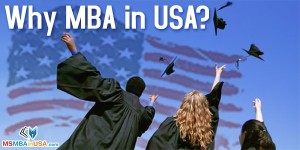 Why MBA in USA?