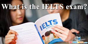 What is the IELTS exam?