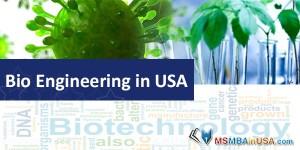 Bio-engineering in USA