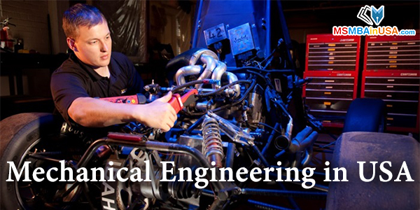 Mechanical Engineering in USA