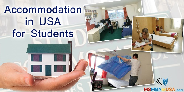 Accommodation in USA for Students