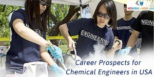 Career Prospects for Chemical Engineers in USA