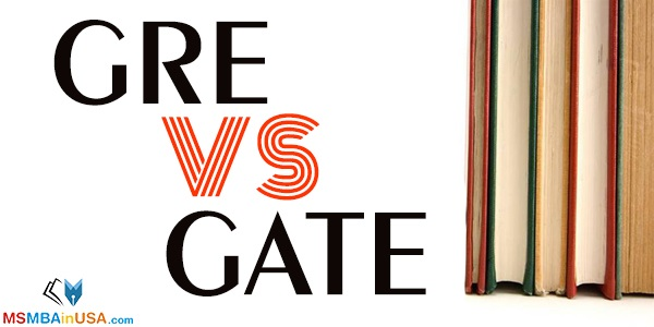 GRE vs GATE