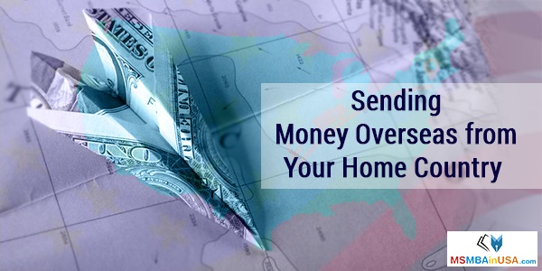 Sending Money Overseas from Your Home Country