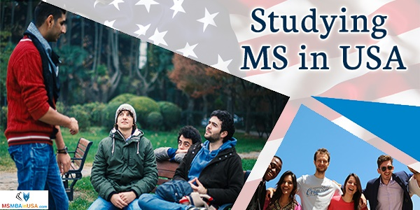 Benefits of Studying MS in USA