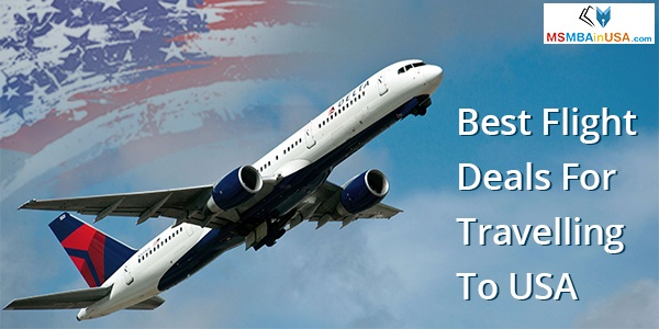 How To Get Affordable Flights While Going To Study In USA?
