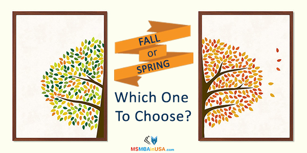 Fall or Spring: Which One Is Right For You?