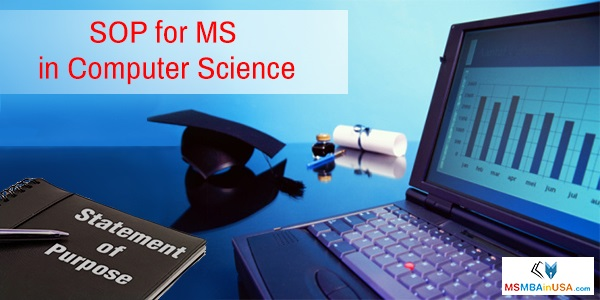 Sample SOP for MS in Computer Science