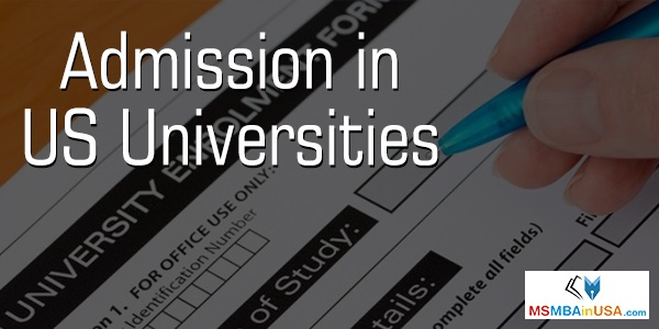 How to Get Admission To US Universities?